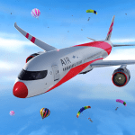 Airplane simulator 2020: airplane games 100.4 Mod Download – for android