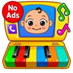 Baby Games – Piano, Baby Phone, First Words 1.2.0 Mod Download – for android
