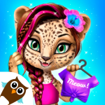 Jungle Animal Hair Salon 2 – Tropical Beauty Salon Mod Download for android