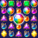 Jewel Castle – Classical Match 3 Puzzles Mod Apk Download for android