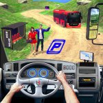 Modern Bus Simulator Parking New Games Bus Games Mod Apk Download for android
