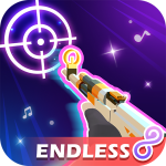 Beat Shooter – Gunshots Rhythm Game 1.4.4 Mod Apk Download for android