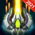 WindWings: Space Shooter, Galaxy Attack  1.2.48 Mod Apk (unlimited money)