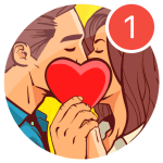 Kiss Me Spin the Bottle for Dating Chat Meet 1.0.40 Mod Apkunlimited money download