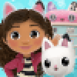 Gabbys Dollhouse Play with Cats 1.2.10 Mod Apk unlimited money