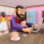 Virtual Work From Home Simulator 1.6 Mod Apk unlimited money