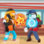 Match And Fight 1.0.1 Mod Apk unlimited money