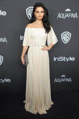 Selena Gomez Golden Globes