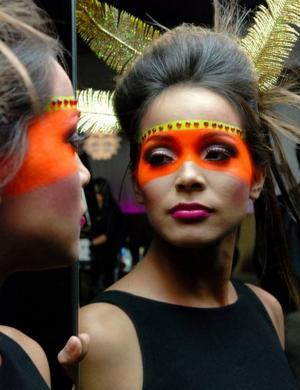 make carnavall