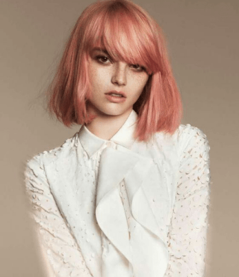 blorange hair capa
