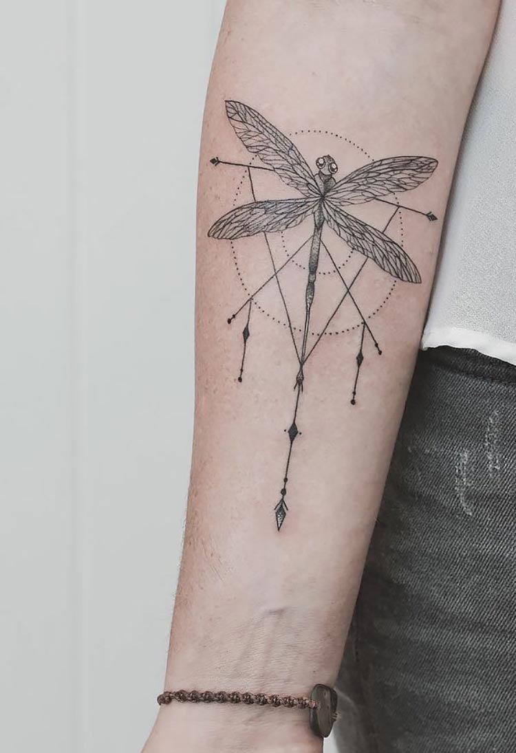 39 карточек в коллекции геометрические татуировки на руках