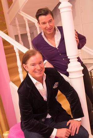 Joerg Bingener und Jens Hofmann