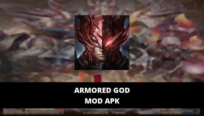 Armored God Featured Cover