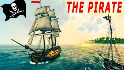 The Pirate Caribbeean Hunt mod apk