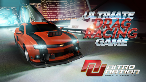 nitro nation racing mod apk