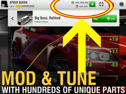racing rivals hack proof