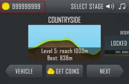 hill climb racing hack proof