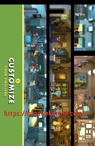 Fallout Shelter Mod Apk Customize Dwellers