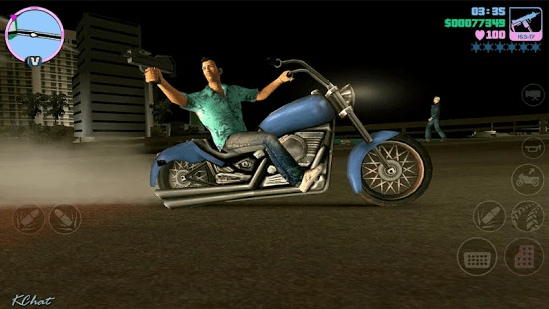 Gta vice City game preview