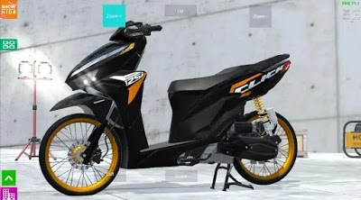 Honda Click Game Changer APK Free App - Customized All You Want | Free Download for Android