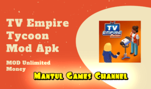 TV Empire Tycoon Mod Apk - Idle Management Game for Android