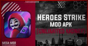 Heroes Strike MOD APK [UNLIMITED GEMS - UNLOCKED CHARACTERS] Latest (V422)