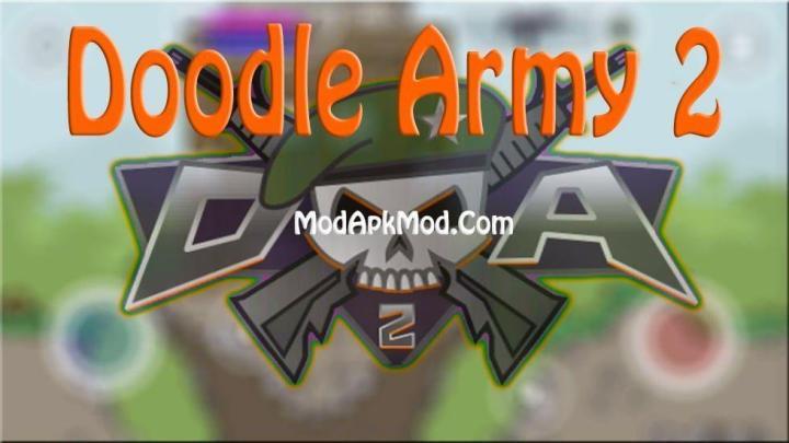 Doodle Army 2 Mod Apk