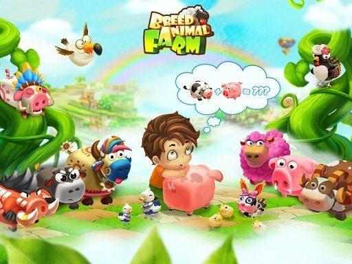 Breed Animal Farm Mod Apk
