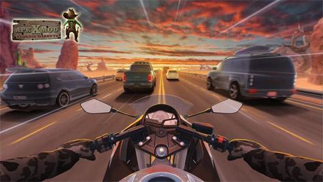 Motorcycle Rider Mod Apk