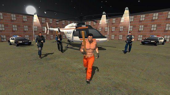 Prison Survive Break Escape Free Action Game 3D Mod Apk