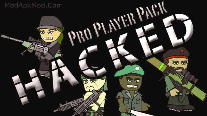 Mini Militia Pro Pack Mod APk without ROOT