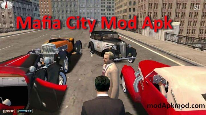 Mafia City Mod Apk for Android