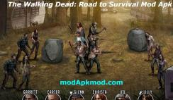 The Walking Dead Road to Survival Mod Apk