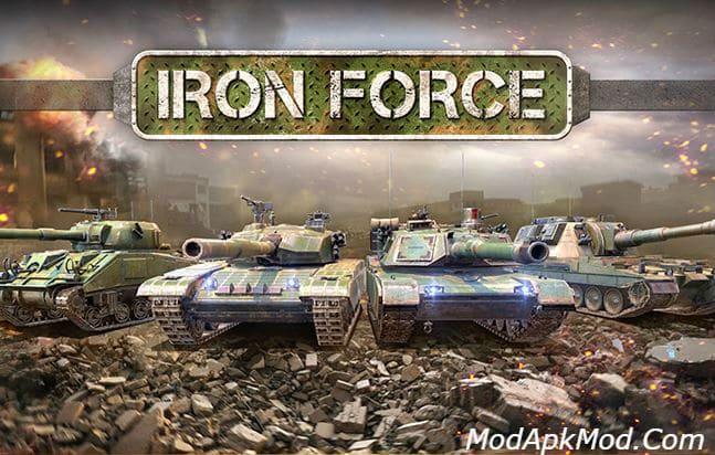 Iron Force Mod Apk