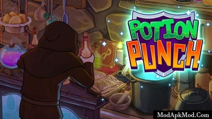 Potion Punch Mod Apk