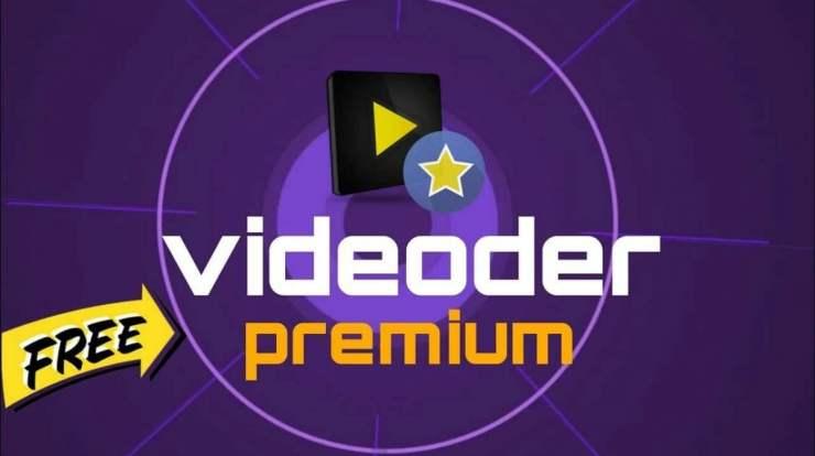 Videoder Premium App