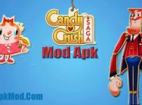 Candy Crush Saga Mod Apk Download-All Level Unlocked-Unlimited Lives
