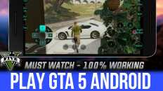 how to play gta5 android netboom emulator