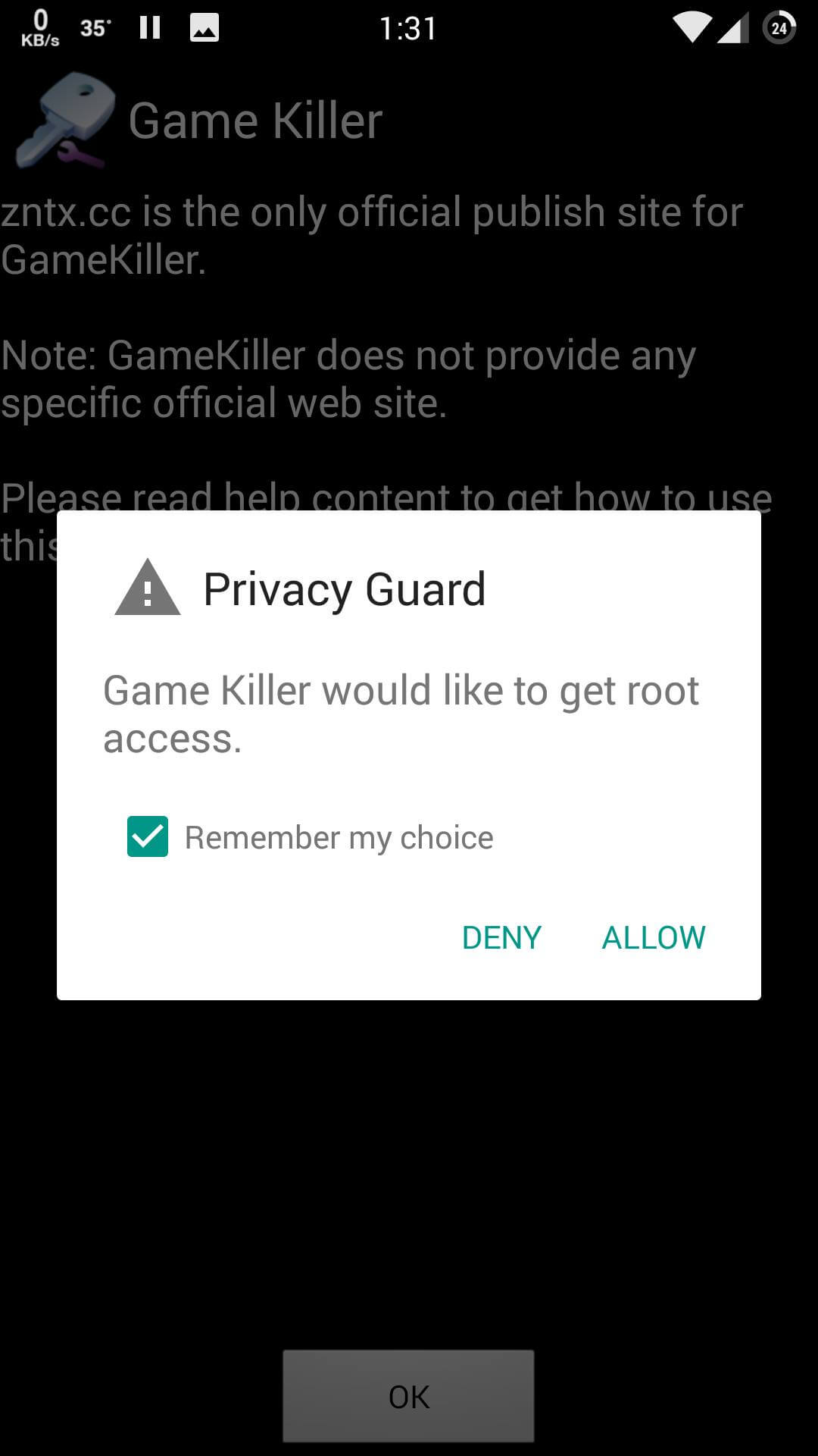 game killer 2.5 root free