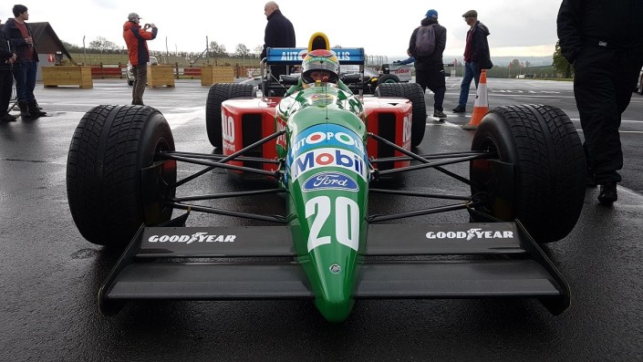 Benetton-Ford Cosworth B190
