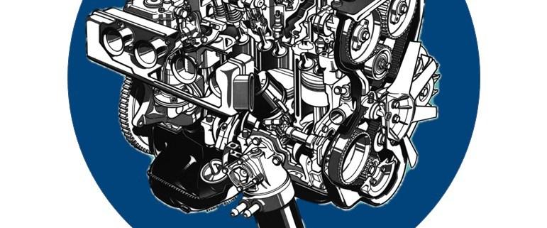 Cosworth BD Engine