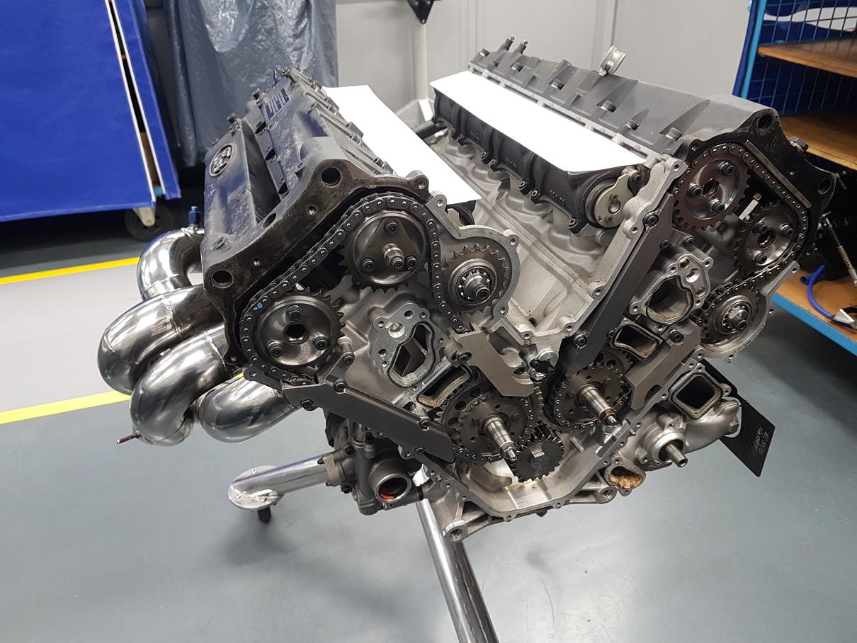 Cosworth EC Engine