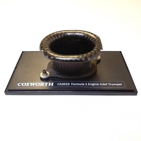Cosworth CA2010 F1 Engine Inlet Trumpet