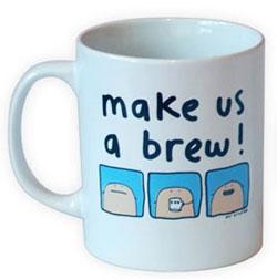 big tea mug