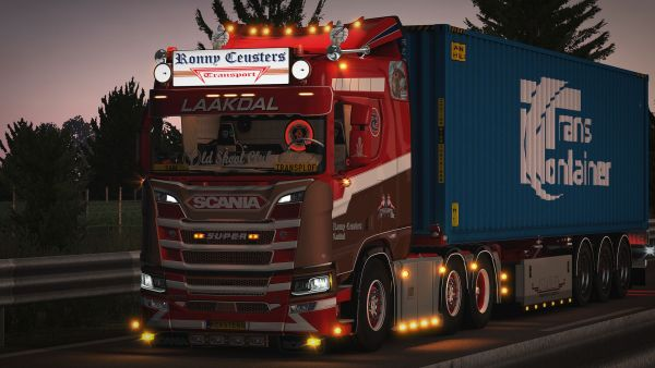 ets2 ronny ceusters