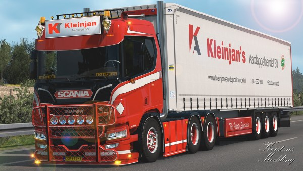 Kleinjan next generation R650