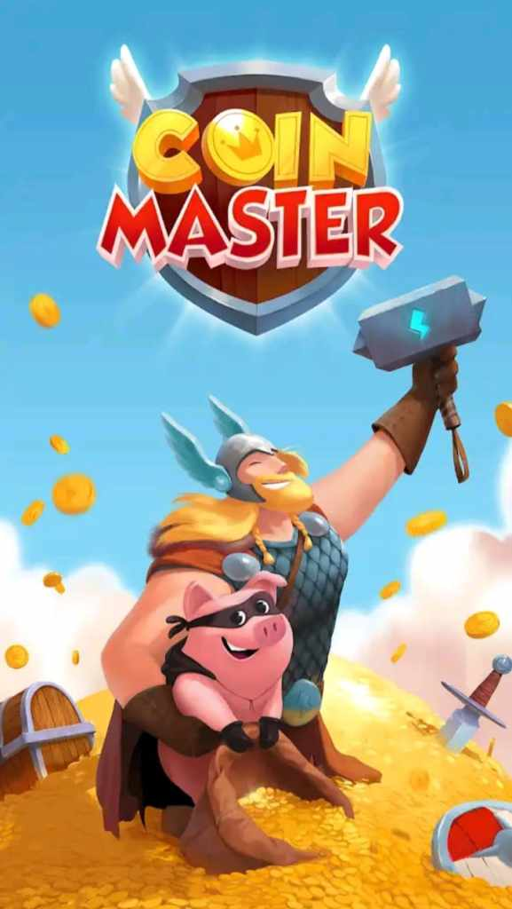 coin master mod apk screen1
