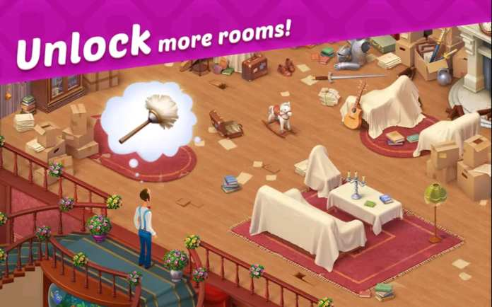 homescapes mod apk screen6
