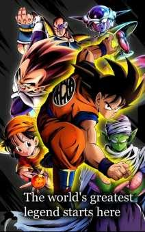 Dragon Ball Legends Mod Apk Screen5
