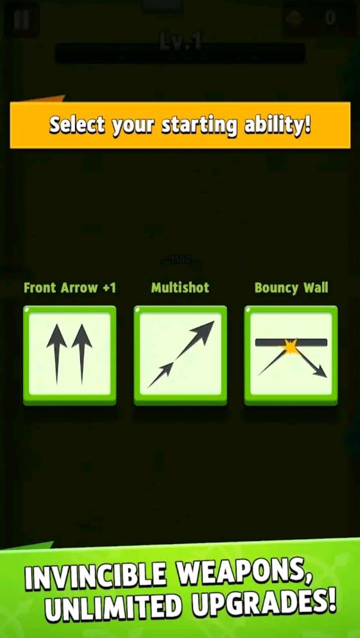 archero mod apk screen7